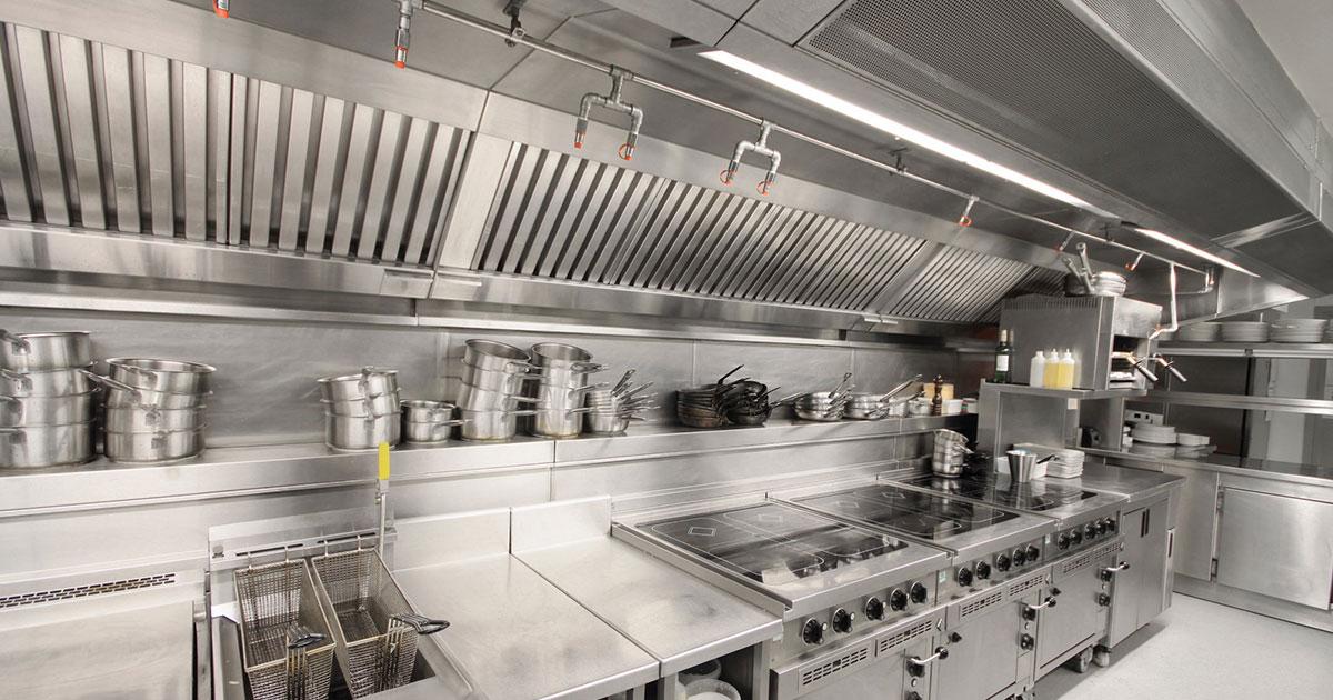 Nettoyage de hottes de restaurants à Magog et Sherbrooke